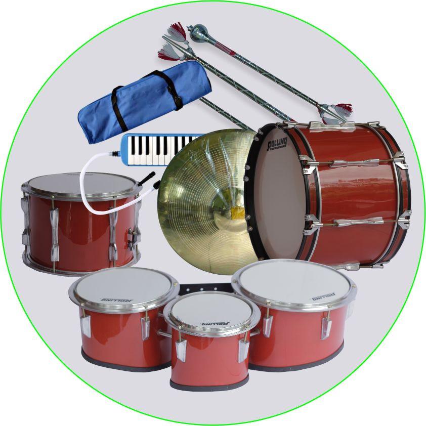 jual drumband standar