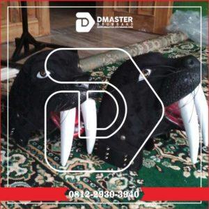 0812-2930-3940 | Maskot kepala anjing laut | dmaster-drumband