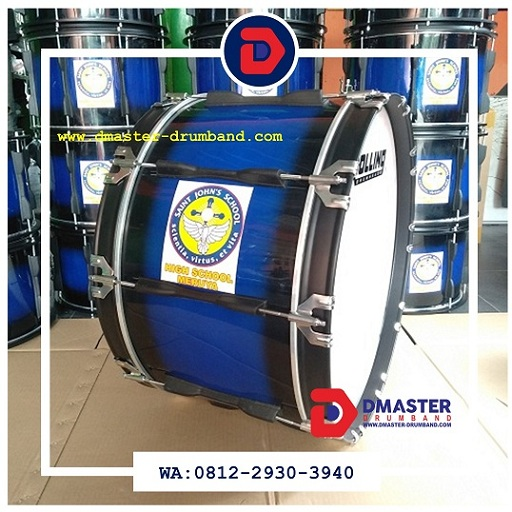 jual bass drum premium | dmaster-drumband | wa.0812-2930-3940